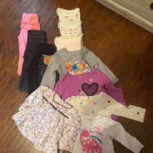 12 month girls clothing bundle!!!